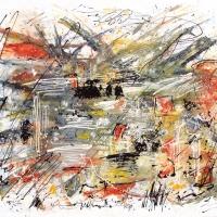 Milano Art Gallery Venezia: la pittura astratta di Alessandro Testa in mostra