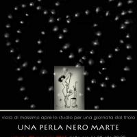 Una perla Nero Marte - viola di massimo