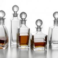 Bottiglie per liquori, olio e conserve