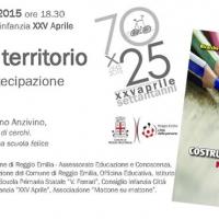 Costruttori di cerchi di Massimiliano Anzivino-Edizioni Psiconline il 18 maggio a Reggio Emilia