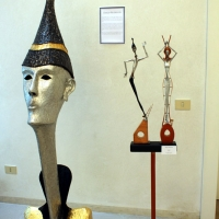 Museo Gipsoteca Canova: Diego Rudellin alla mostra inaugurata da Vittorio Sgarbi