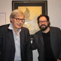 Possagno: Il talentuoso pittore Alessio Serpetti in mostra dal 09 maggio presso il Museo Gipsoteca Canova con ospite Vittorio Sgarbi