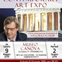 Presso lo storico Museo Gipsoteca Canova in mostra per