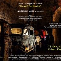 Il Vino, La Storia e Il Jazz... Partenopeo nelle viscere di Napoli