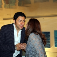 Vittorio Sgarbi inaugura la mostra presso il Museo Gipsoteca Canova, con Clara Brunelli fra gli artisti in esposizione