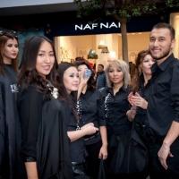 Polverini apre il primo Salone e Accademia di parrucchieri in Kazakistan