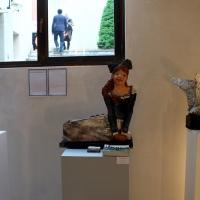 Museo Gipsoteca Canova: Imelda Bassanello e le sue originali sculture in mostra da sabato 09 maggio con ospite Vittorio Sgarbi