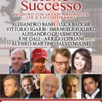 """Museo Ferrari presenta """"Storie di Successo"""" workshop organizzato dal manager produttore di grandi eventi Salvo Nugnes, presidente dell'associazione """"Spoleto Arte""""."""