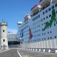 Civitavecchia la regina dei porti