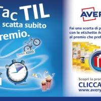 Organizzate il vostro lavoro e risparmiate tempo con  la nuova promozione Avery