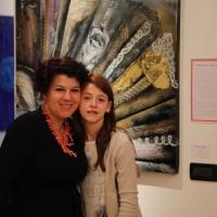 """Alla Milano Art Gallery di Venezia le opere di Stefania Pellegatta in mostra per """"Pro Biennale"""""""