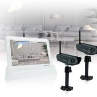 Thomson presenta il nuovo Kit di Videosorveglianza 2.4 GHz digitale Wireless, per una casa protetta e sicura