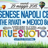 Truecolors Little Festival: sul palco three band James Senese con Napoli Centrale, The Ravati e Mexico 86