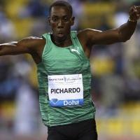 atleticanotizie-Straordinario Pichardo vola nel salto  triplo a m.18.08