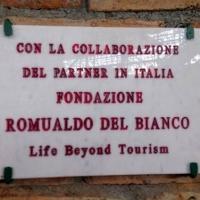 Il sito archeologico di Somma Vesuviana diventa pubblico Ieri la donazione alla Soprintendenza  da parte della Fondazione Romualdo Del Bianco - Life Beyond Tourism