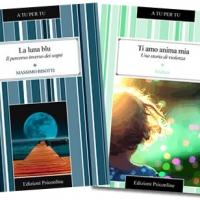 La luna blu e Ti amo anima mia - Edizioni Psiconline, in promozione su Amazon