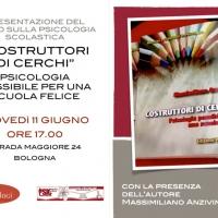 Costruttori di cerchi - Edizioni Psiconline: presentazione presso l'Ordine degli Psicologi dell'Emilia Romagna