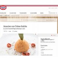 Filippo La Mantia firma quattro ricette con cameo Crème Fraîche