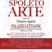 """""""Spoleto Arte"""": Prende il via la mostra curata da Vittorio Sgarbi"""