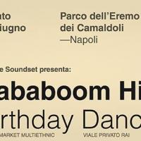 Sabato 13 giugno a partire dalle 19.00 Al Moses Village (parco urbano dei Camaldoli) c'è l'undicesimo anniversario reggae di Bababoom