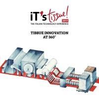 Torna iT'sTissue: a Lucca dal 21 al 28 Giugno la seconda edizione dell'evento unico al mondo per le innovazioni tecnologiche del settore del Tissue