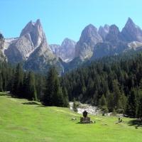 Escursione sulle Dolomiti con Reinhold Messner