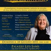 "Spoleto: Grafic Evolution partner al ""Premio Margherita Hack"""