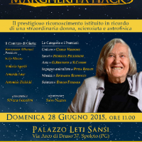 """Spoleto: Vetreria Ducale tra i partner della seconda edizione del """"Premio Margherita Hack"""""""