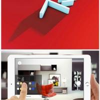 Augmented Furniture: arredare casa non è mai stato così facile