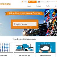 E' online Numerinternazionali.com: il numero verde ricaricabile per il tuo business in Europa.