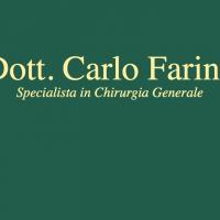 Il Dott. CARLO FARINA SPECIALISTA CHIRURGO ROMA opera in via LAPAROSCOPICA diverse patologie