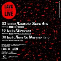 Lava Project Live: la musica è a Trecase