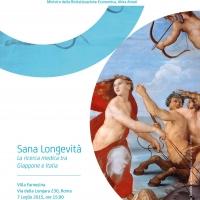 SANA LONGEVITA' - La ricerca medica tra Giappone e Italia