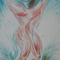 I quadri di Gabriella Ventavoli esposti a