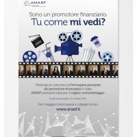 """Pubblicato il bando di concorso Anasf per il progetto """"Tu come mi vedi?"""" Scadenza il 9 ottobre"""