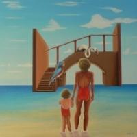Spoleto Arte: il pittore Fabrizio Pinzi a Palazzo Leti Sansi