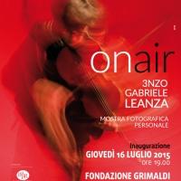 OnAir, gli scatti di Enzo Gabriele Leanza in mostra dal 16 al 31 luglio a Palazzo Grimaldi
