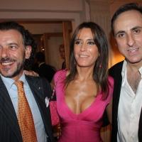 Antonello De Pierro e Francesco Barbato festeggiano Turchese Baracchi