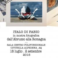 Italo di Fabio fotografo, un Abruzzese in Romagna