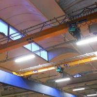 Dall'assistenza sulle gru a ponte dipendono sicurezza e produttività