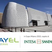 L'azienda bolognese Wayel a Expo Milano 2015. Oggi, lunedì 27 luglio, ospite nel Waterstone di Intesa Sanpaolo, per raccontare la sua storia di successo