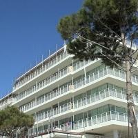 L'estate è meno torrida al Falkensteiner Hotel&Spa di Jesolo (Richard Meier, interni Matteo Thun)