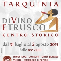 Nona edizione del DiVino Etrusco