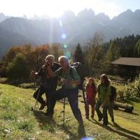 Forni di Sopra: un'estate tra montagna e cielo