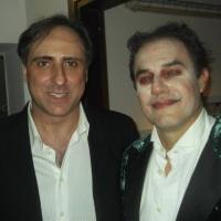Todi Festival, anche Antonello De Pierro alla serata inaugurale con Giampiero Ingrassia
