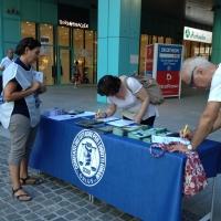 Domani 25 Agosto riprende l'attività informativa del CCDU