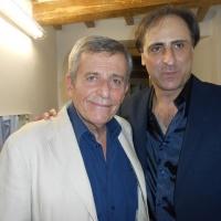 Un coperto in più, Antonello De Pierro al Todi Festival anche per Maurizio Micheli