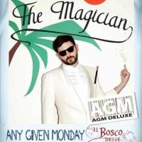The Magician, il dj belga ospite di Any Given Monday con i suoni della nu-disco