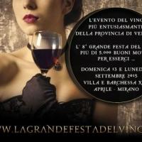 La Grande Festa del Vino: uno degli eventi più esclusivi e apprezzati del panorama vinicolo italiano