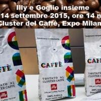 Il caffè, il suo aroma e la sua sicurezza protagonisti in Expo Milano 2015 il 14 settembre: Illy e Goglio eco-friendly nel Cluster del Caffè con un packaging compostabile